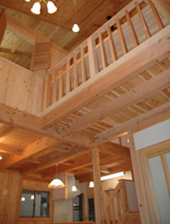 湿気・結露対策に外断熱工法と木の住まい