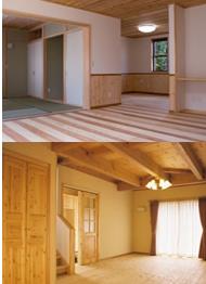 空間の創造シンプルなデザイン